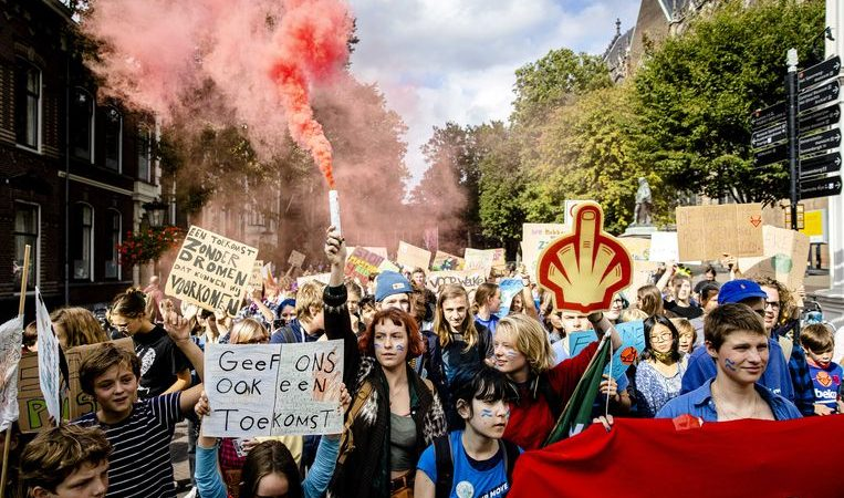 Disaster Research: Young people are already victims of the climate crisis