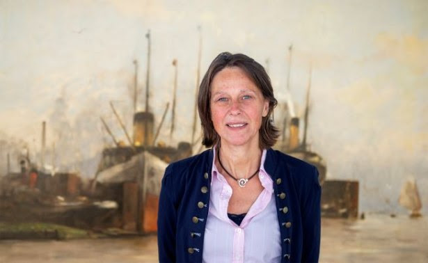 Doreen Bosman joins the board of the Amsterdam Port