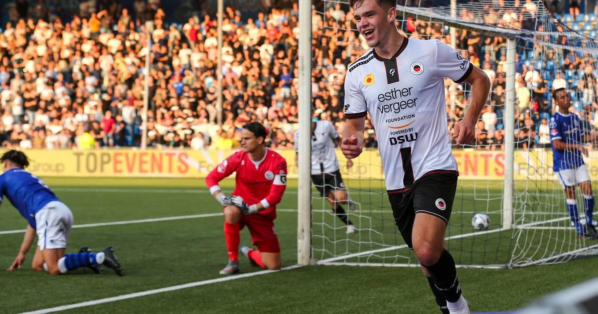 Emman also falls in Helmond, Excelsior striker Dalinga hits four in Den Bosch |  Dutch football