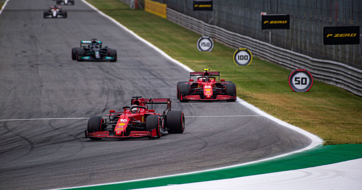 Ferrari will come up with a major engine update during the Turkey GP
