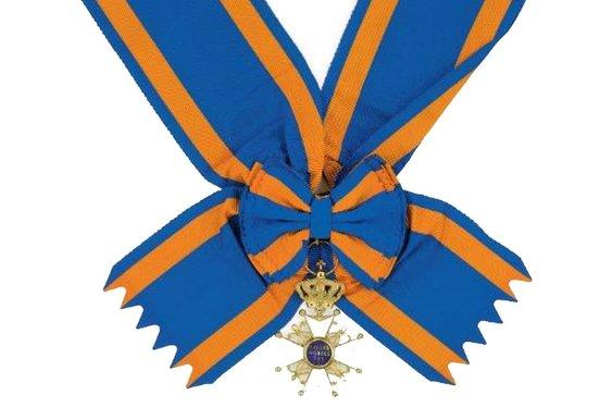 Former KNAW Director appointed Officer of the Orange-Nassau