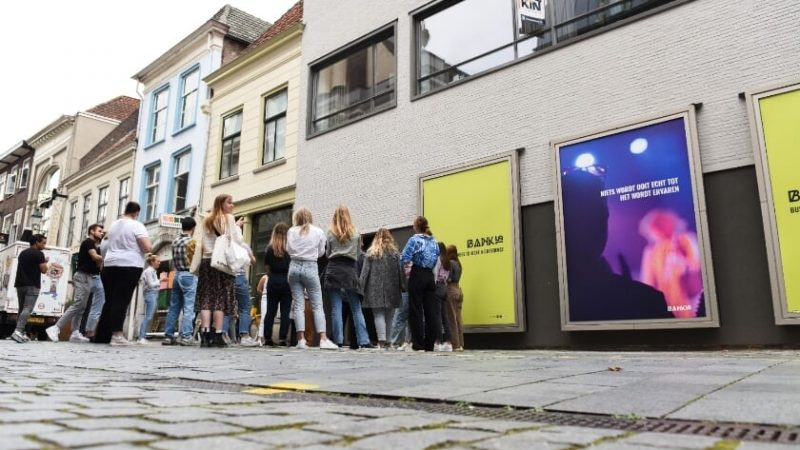 Former warehouse in Sint Janstraat becomes 'hub' with restaurant    Predatoday