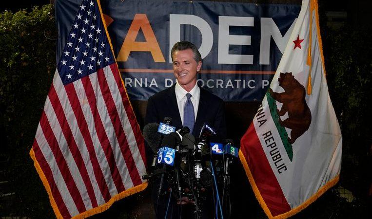 Gavin Newsom survived the impeachment vote to remain governor of California