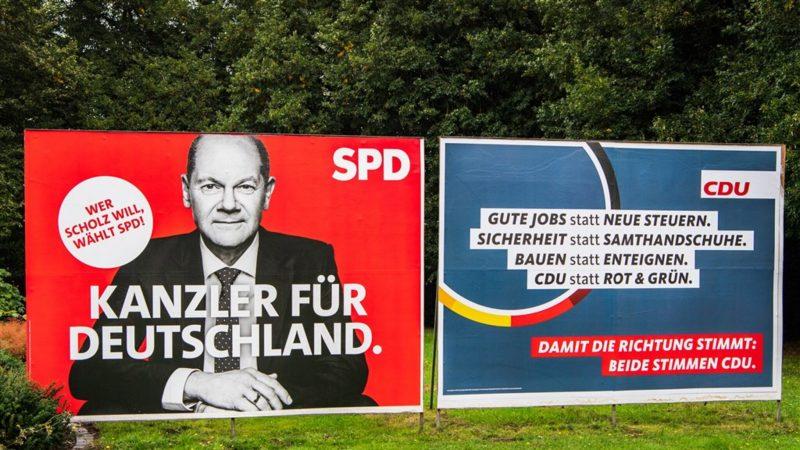 Germans vote today: Who will be Angela Merkel's successor?
