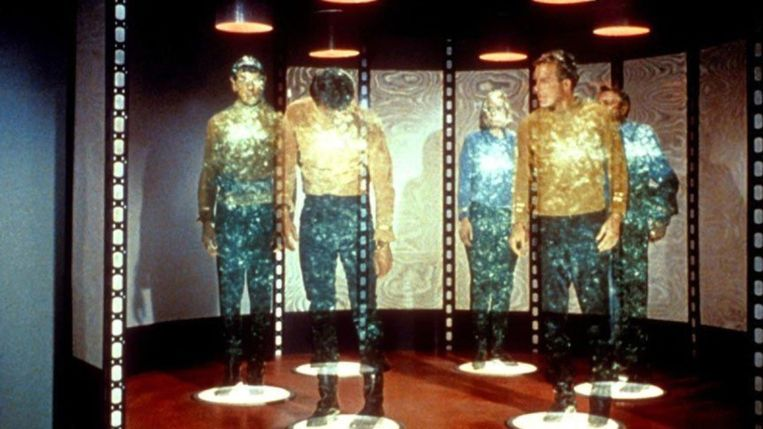 Getting somewhere in one second: When can we teleport ourselves, like in Star Trek?