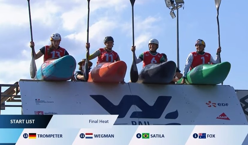 How do we connect the new boat permanently with our sport?  Column Arno van Gerven, Director of the Aquatics Association