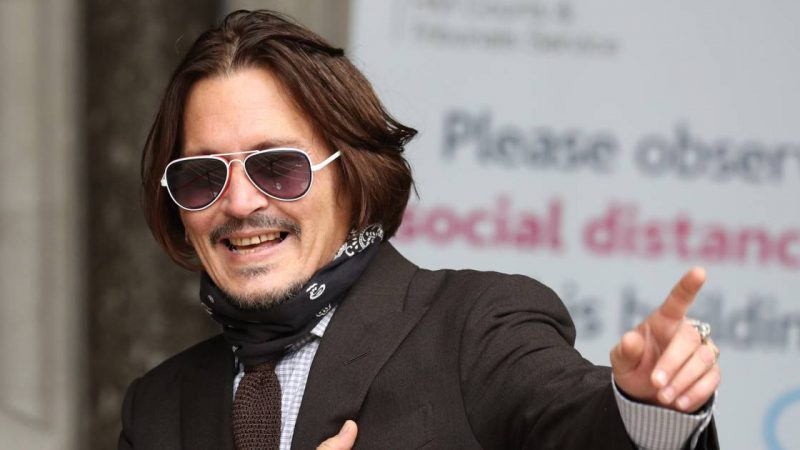 Johnny Depp: 'No one is safe in the current culture of cancellation' |  to watch