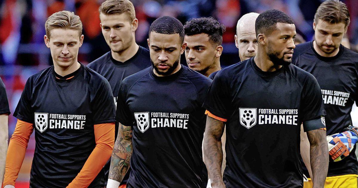 KNVB: Players statement contributed to Qatar's progress |  football