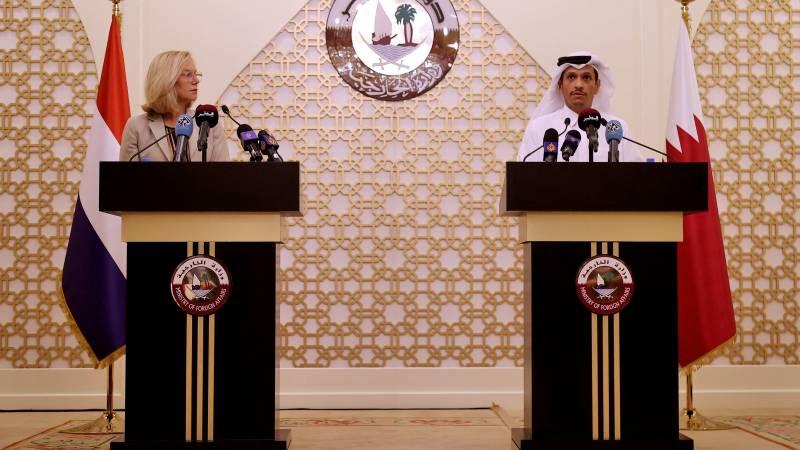 Kaj: The Afghan embassy is temporarily moving to Qatar