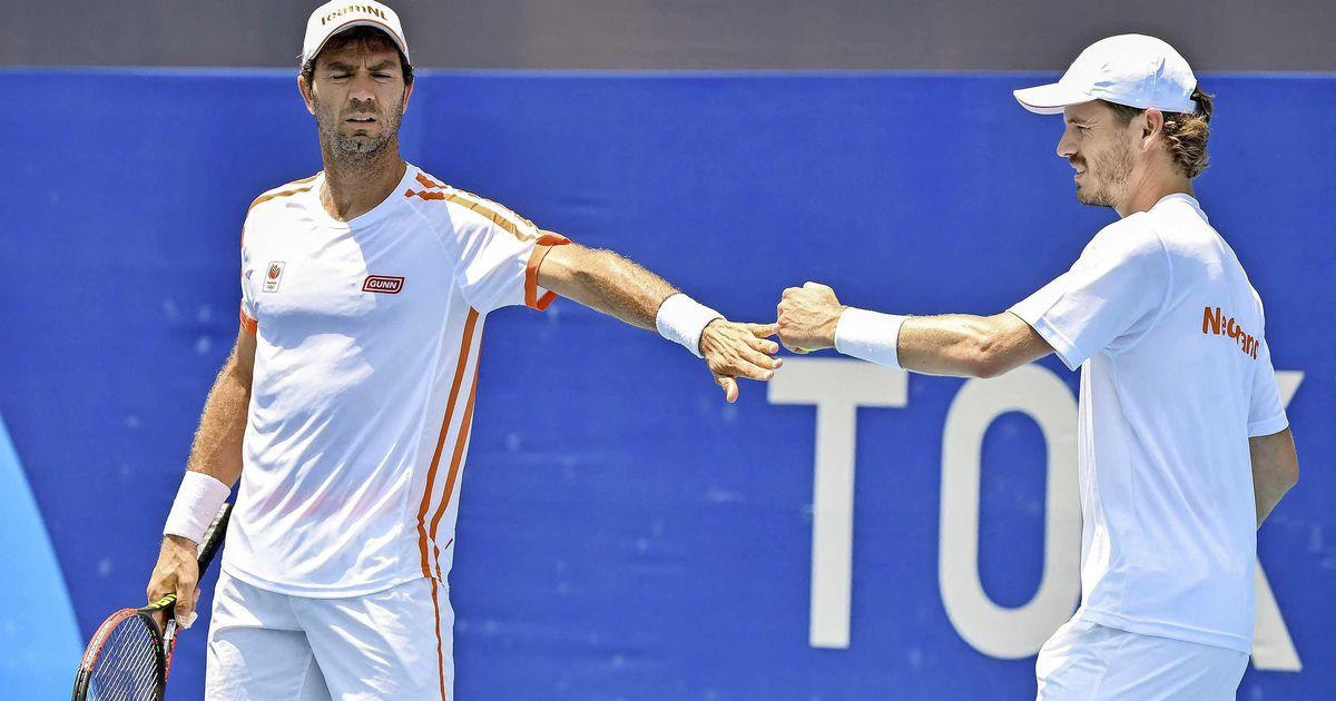 Kohlhoff and Roger to the third round of the US Open Tag Team Championship;  Djokovic defeats Nishikori |  Tennis