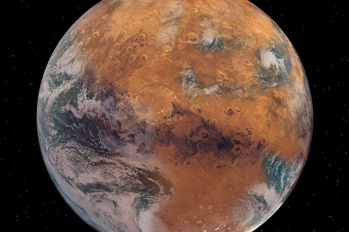 Mars may be too small for the inhabitants of Mars