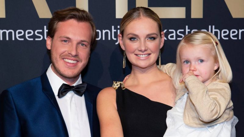 Maxime Milland gave birth to a healthy baby girl |  Instagram