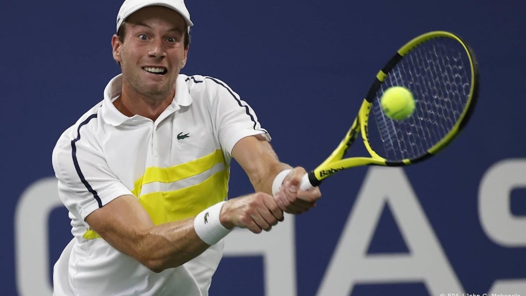 Newcomer Van de Zandschul remains vigilant after winning the US Open