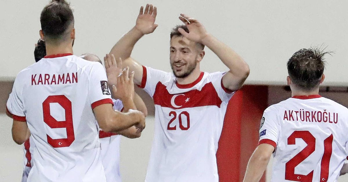 Orange Group in World Cup Qualifiers: Modest win keeps Turkey top    football