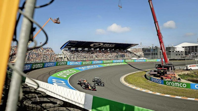 Photos: Formula 1 party in Zandvoort: Max Verstappen along with Hamilton    motorsports
