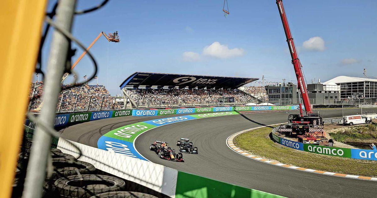 Photos: Formula 1 party in Zandvoort: Max Verstappen along with Hamilton |  motorsports
