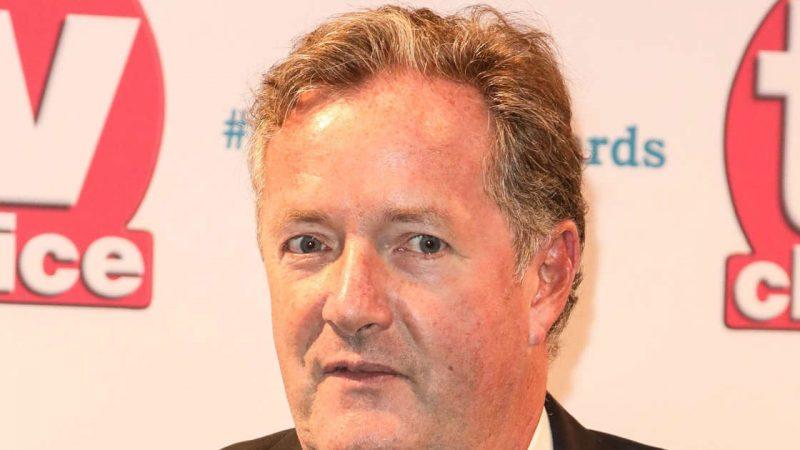 Piers Morgan to present a new talk show