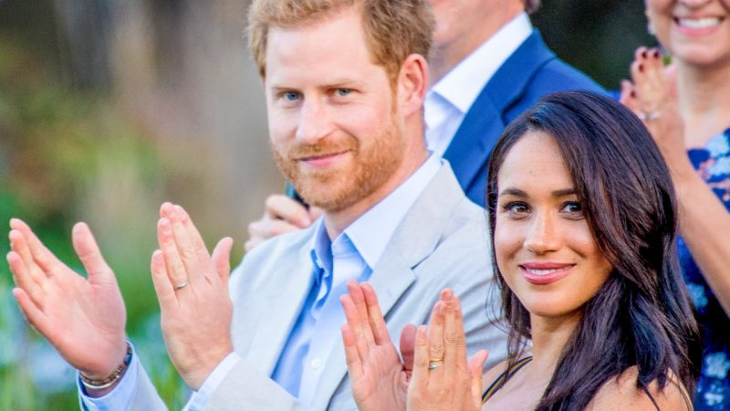 Prins Harry Meghan Markle Podcast