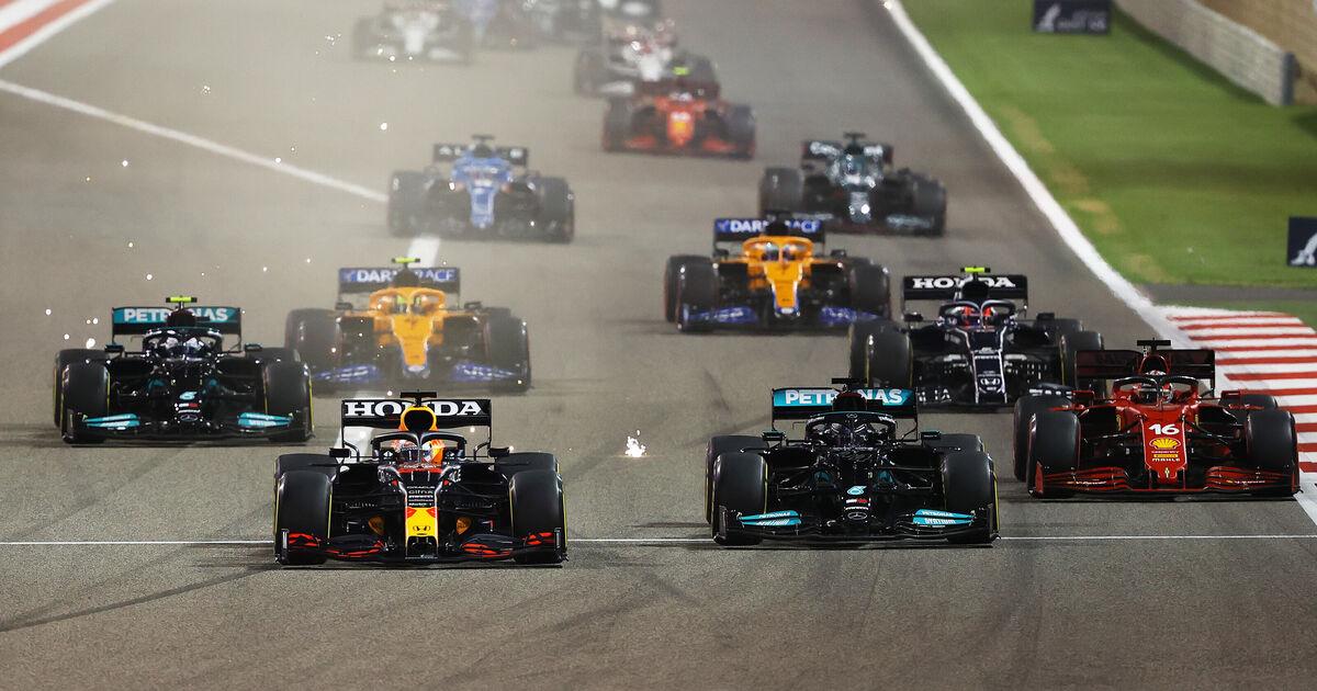 Provisional Formula 1 calendar 2022 revealed