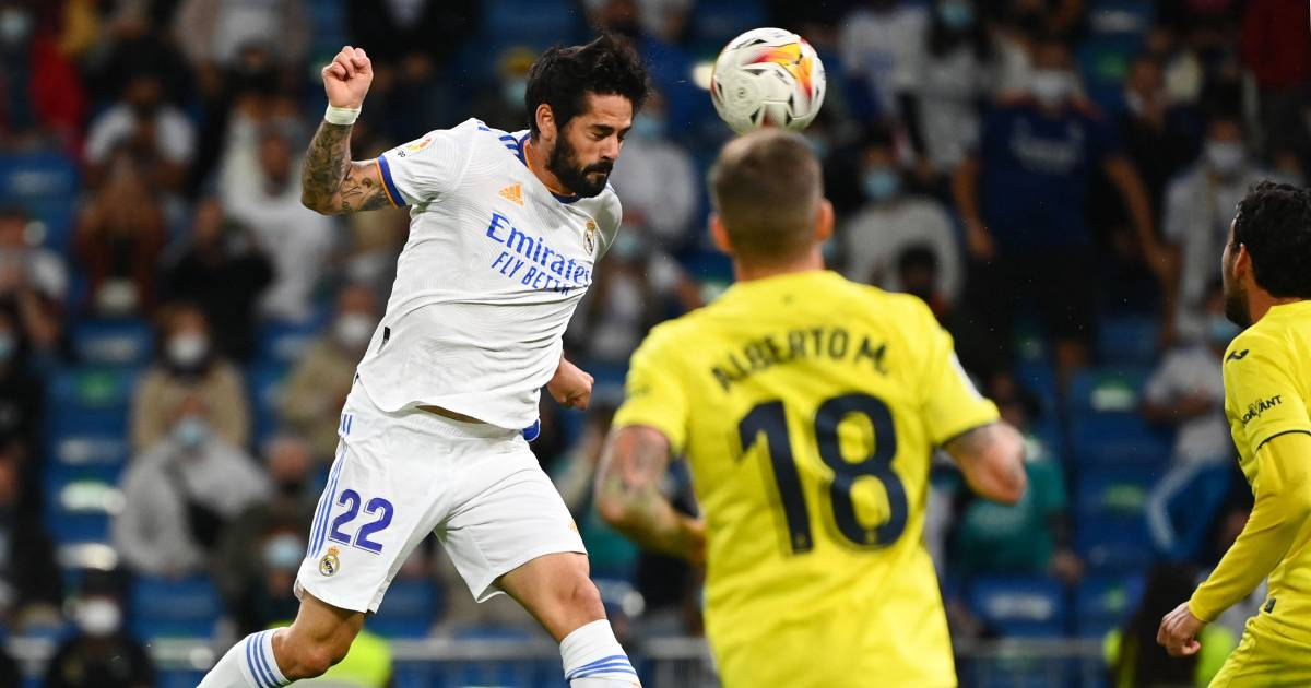 Real Madrid is stuck against Villarreal with a draw    foreign football