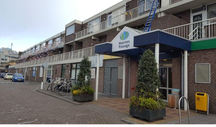 Redevelopment of Hoornesplein at the end of 2021
