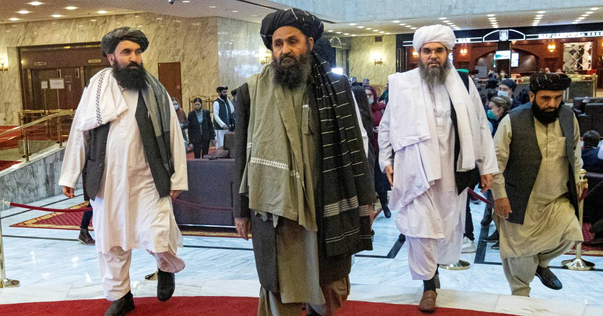 Taliban leader denies arguing with his opponent: 'You didn't have internet so fake news can't be corrected' abroad