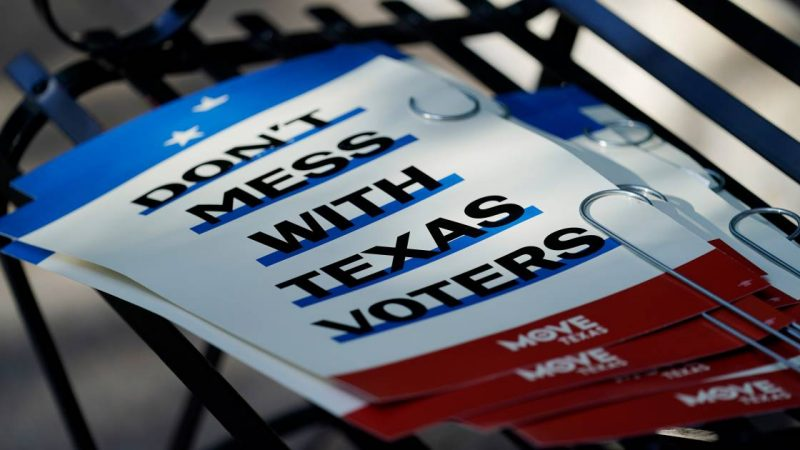 Texas Parliament adopts controversial new electoral law |  Abroad
