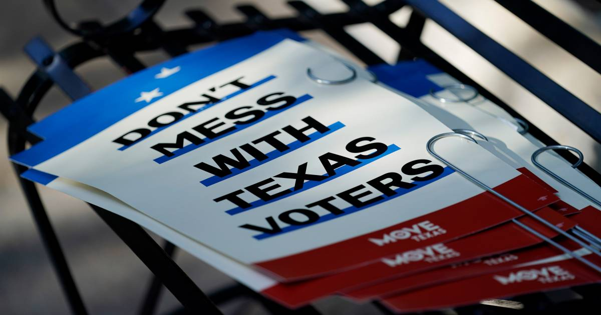 Texas Parliament adopts controversial new electoral law    Abroad