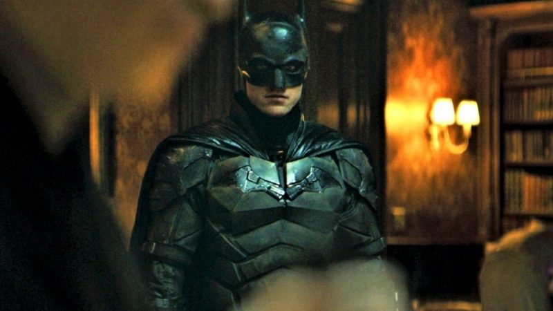 The Batman recording was scary, according to Jeffrey Wright