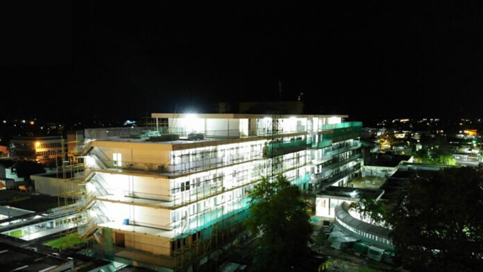 Academic Hospital of Suriname gets a new Intensive Care Unit