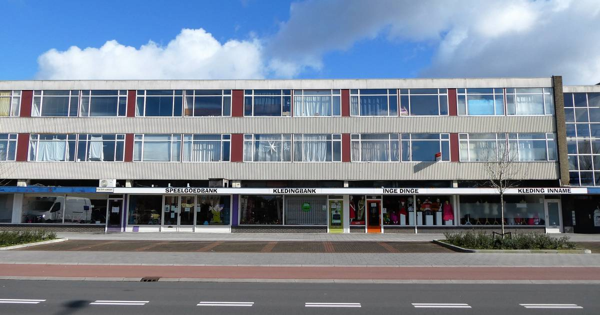 The municipality does not see any possibilities to help the clothes and toys bank    Den Bosch, Vocht
