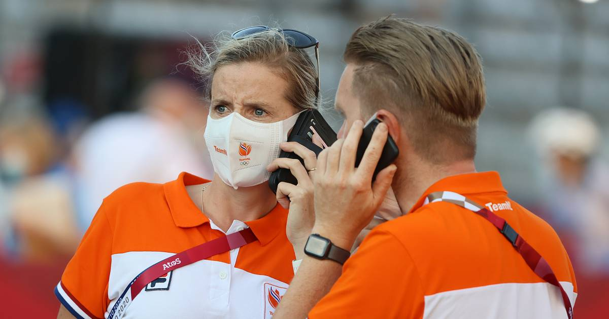 Three-year Loes Gunnewijk remains women's national cycling coach: 'Nobody is infallible' |  sports
