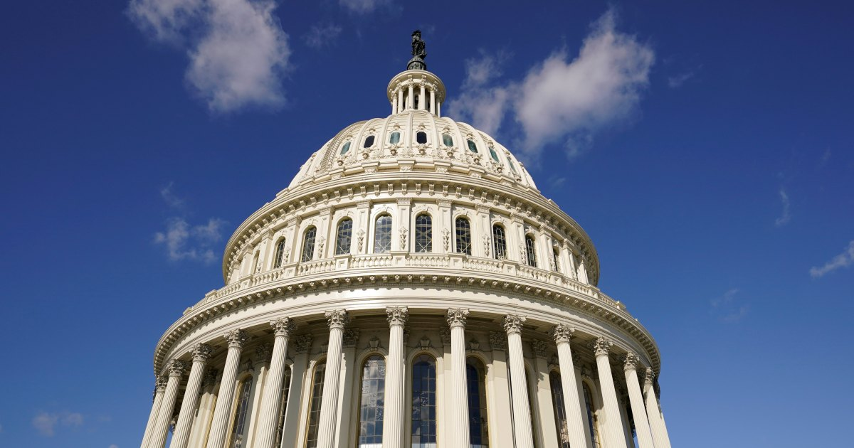 US Senate fails to pass government funding and debt ceiling measures