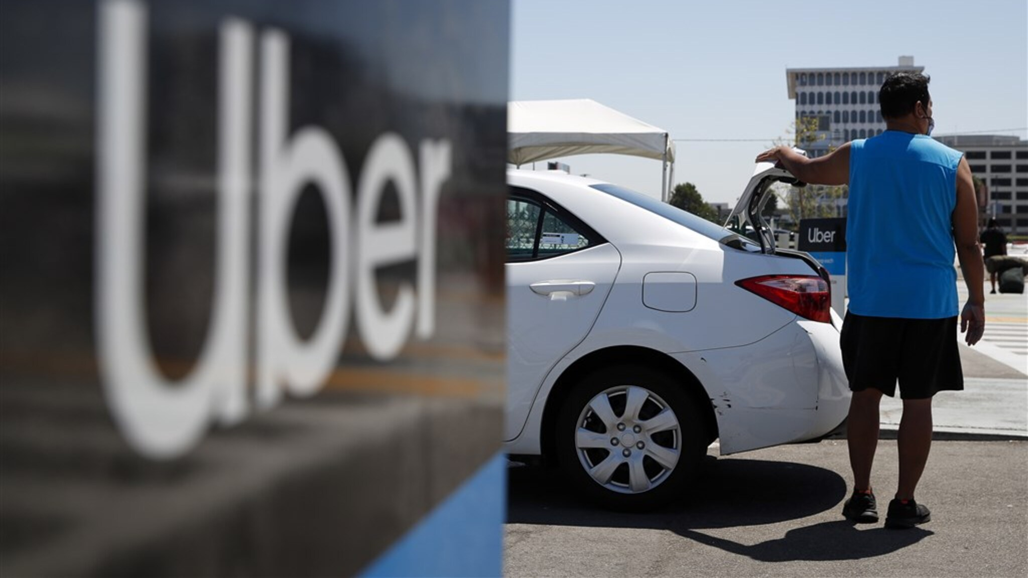 Uber pays legal fees to Texas abortion drivers