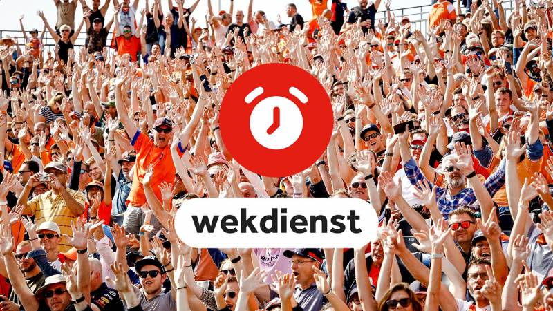 Wake-up call 9/4: Formula 1 qualifying in Zandvoort • Moluccan monument unveiled