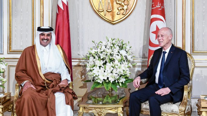 Were the Gulf states behind the coup in Tunisia?