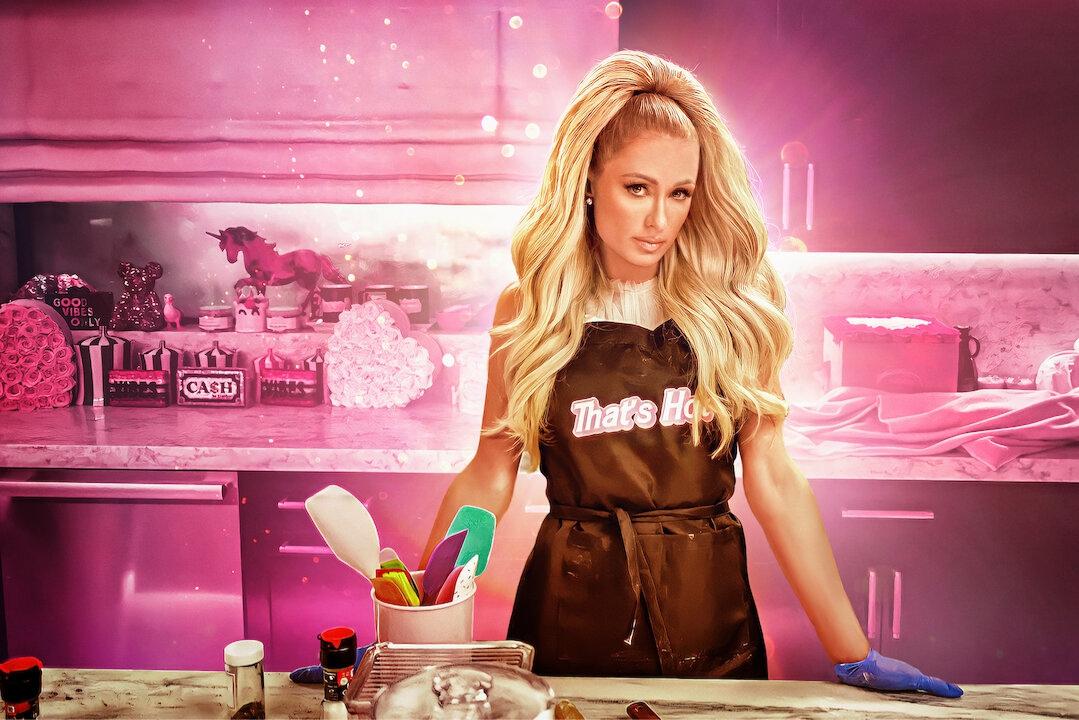 Hit Netflix: The goofy cooking show with Paris Hilton