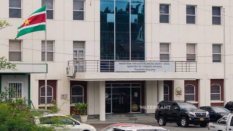 Ministerie van Buitenlandse Zaken in Suriname