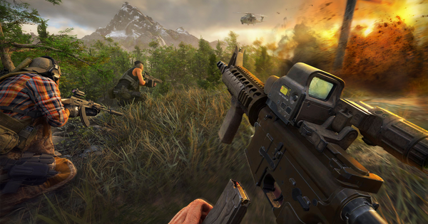 Ghost Recon: Frontline gives a little twist to the battle royale genre |  preview