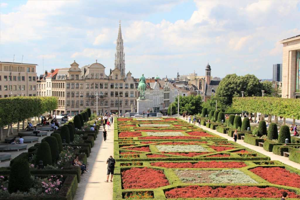 Belgium also imposes a flight tax – business trip