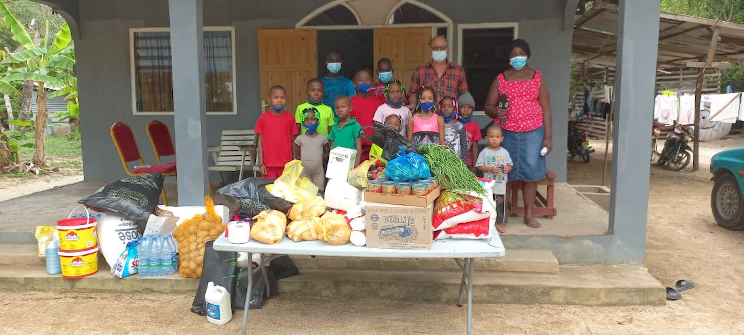 1 for 12 helps children's home in Koroni after a cry for help