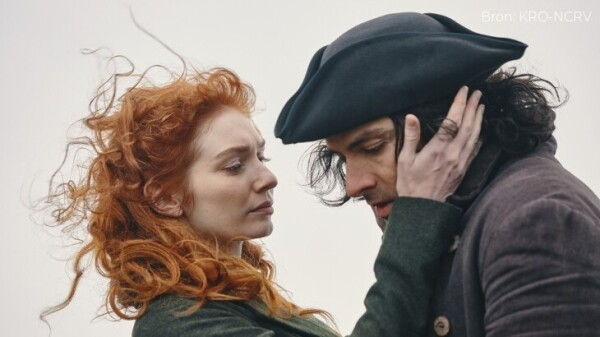 Poldark season 5 can be watched on NPO 2 from Friday 15 October