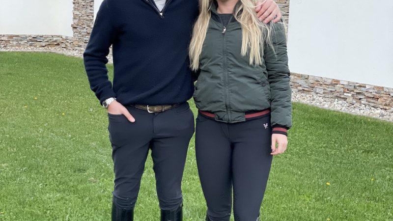 Lorenzo de Luca trekt naar Poden Farms als trainer van Emily Moffit