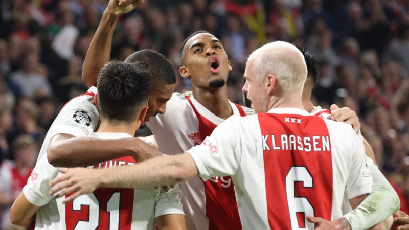 'Illegal good' Ajax insults Borussia Dortmund and the Netherlands is enjoying it