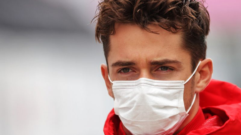 """Charles Leclerc after Verstappen's Criticism: """"F1 Zoom in America by Netflix"""""""