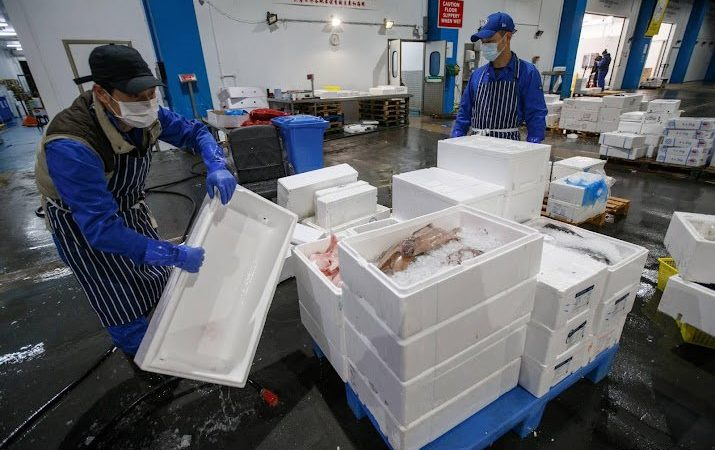 France imposes possible sanctions in fishing dispute with Britain