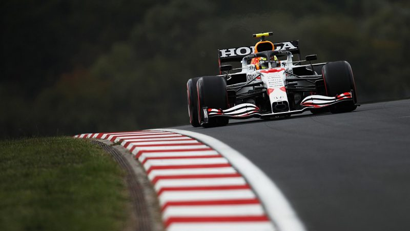 Austin and Mexico are good tracks for Red Bull Racing
