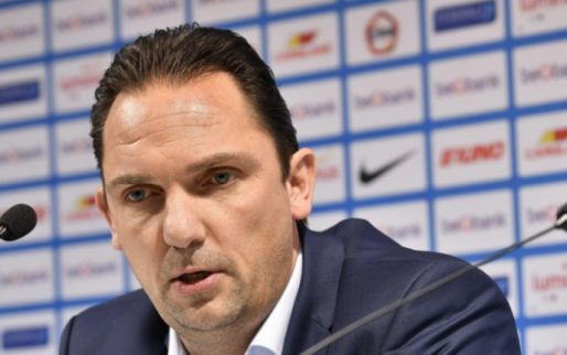 De Condé is not fully satisfied and sees room for improvement in Genk