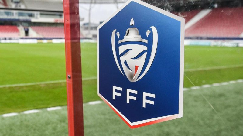 Draw for the entire fifth round of Hauts-de-France