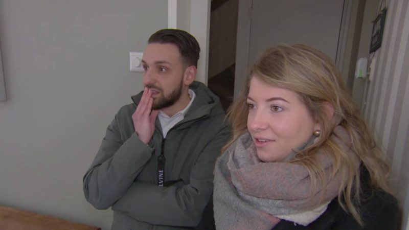 Eva and Pascal almost missed their dream house because of mold and asbestos: 'It's a no-go for me' |  living